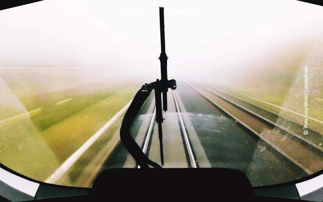Deutsche Bahn im Zukunftsstau