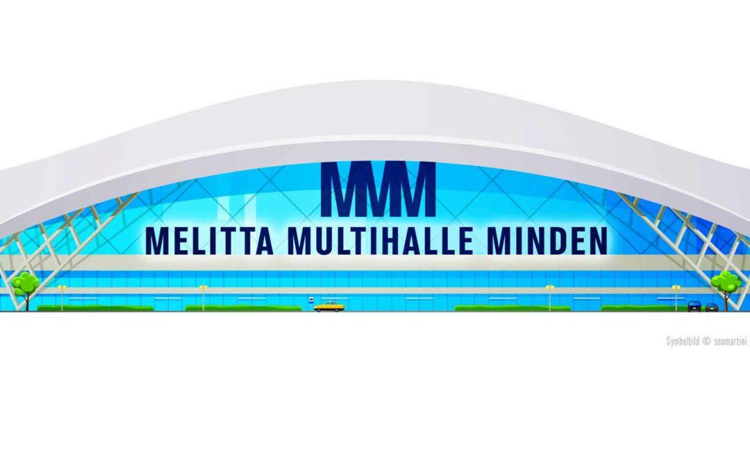 Symbolbild Multifunktionshalle Minden