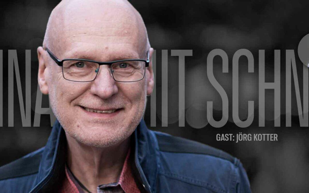 Jörg Kotter zu Gast im Podcast Schnack mit Schnake