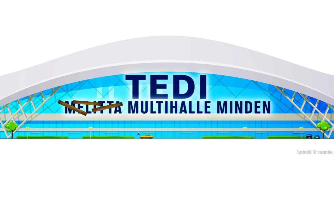 Symbolbild TEDi Multifunktionshalle Minden