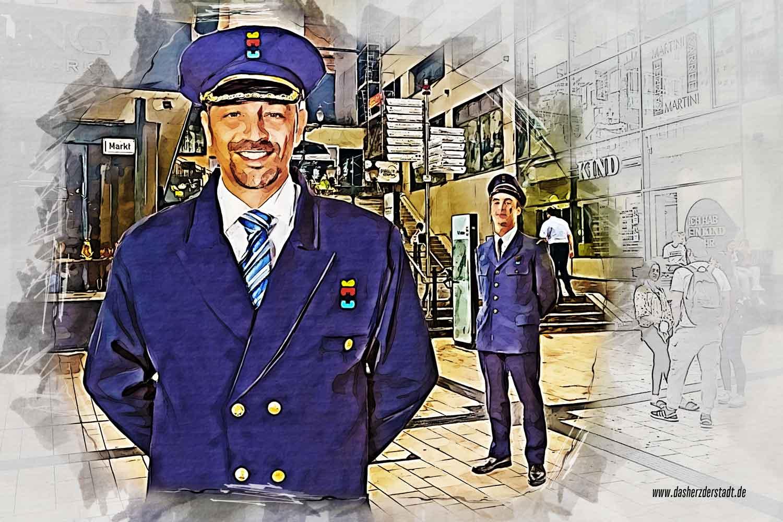Concierge-Service an der Martinitreppe